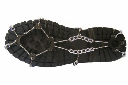 Glacier Chains GSC-XL Shoe Chains (Extra Large)