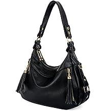UTO Women Handbag PU Leather Purse Hobo Style Shoulder Bag