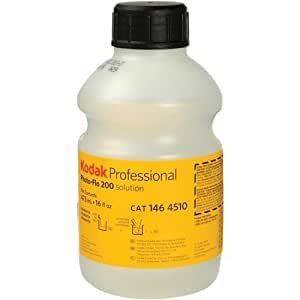 Kodak Photo-Flo 200 Solution, 16oz