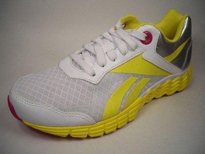 para para de interior deportes Zapatillas 37 5 de Silber Weiß Sintético mujer Gelb Material Reebok Blanco 8xUqpw5Cx