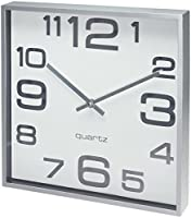 Large Wall Clock, 11 Inch Modern Large S...
