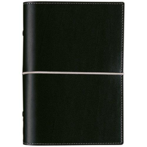 Filofax 027802 Domino Personal Organizer Black
