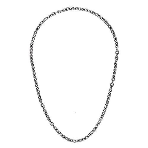 platinum 950 necklace - 3