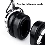 Aviation Headset for Pilots with Comfort Ear