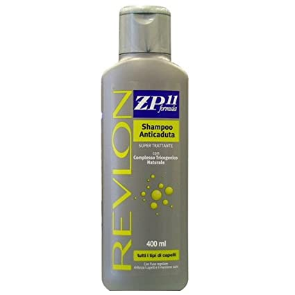 ZP11 champú anticaída 400 ML, 1 pieza