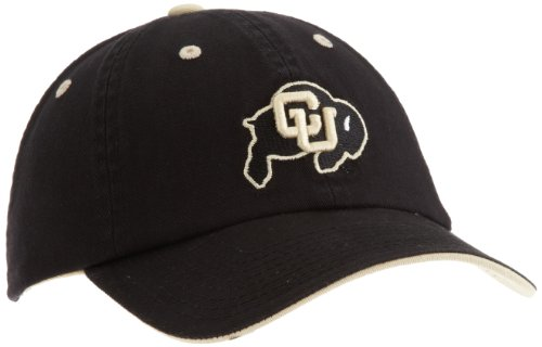 Top colorado flag buffalo hat
