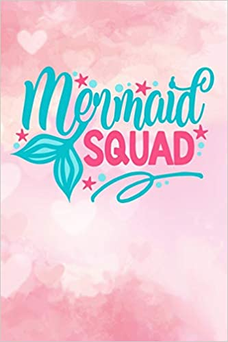 Epub Gratis Mermaid Squad: Journal Gift For Women And Girls Clover Shamrocks St Patricks Day Lined Notebook 120 Page 6x9