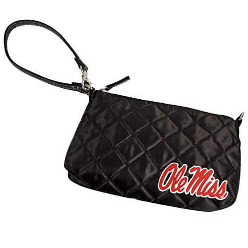 NCAA Ole Miss Rebels Quilted Wristlet