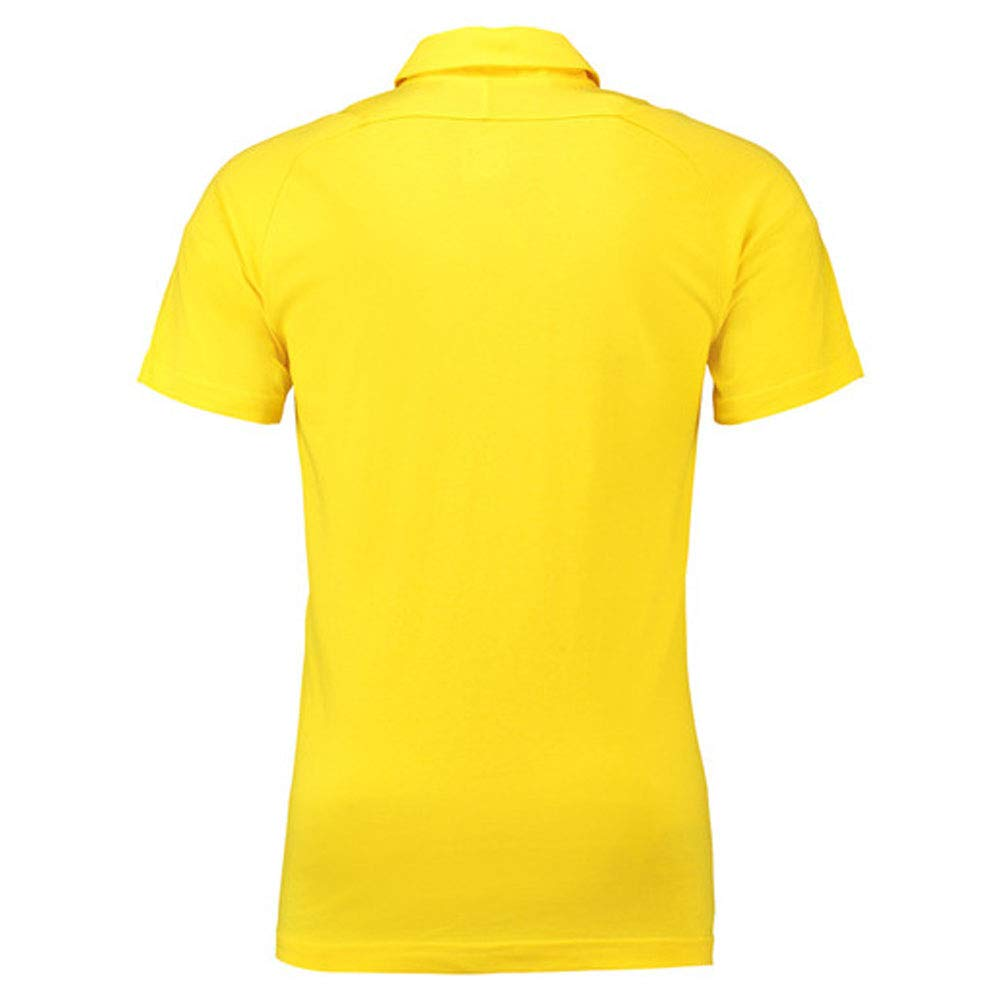 Puma Herren Bvb Without Casual Polo Without Bvb Sponsor Logo T Shirt