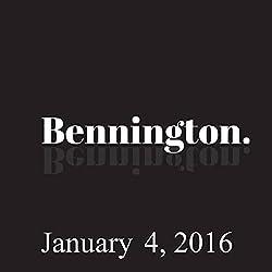 Bennington, January 4, 2016