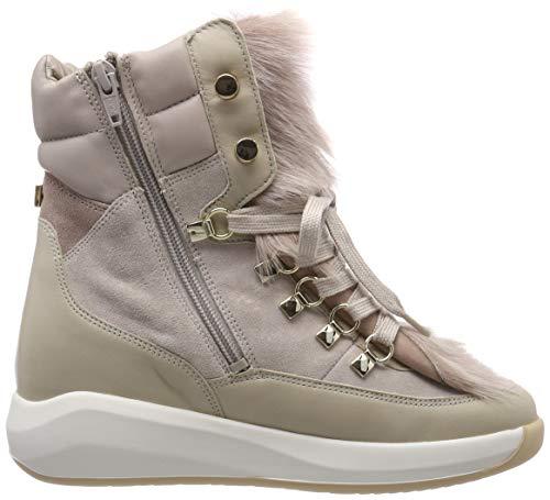 Multicolor donna Högl pietra 6814 High Cosycosmo Sneakers da UwWW4gEPqX