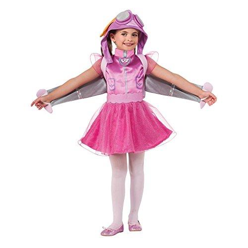 [Nickelodeon Paw Patrol Childrens Costume Skye 3T - 4T] (Paw Patrol Costumes Skye)