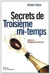 Secrets de Troisième mi-temps