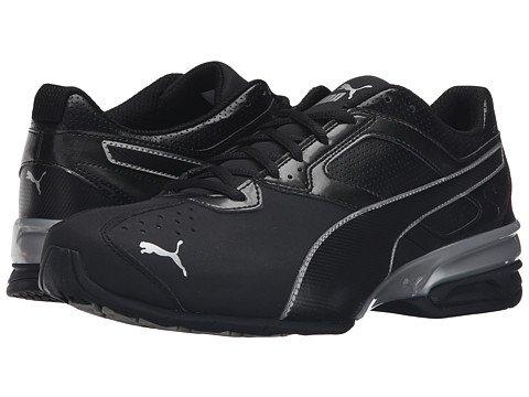 (プーマ) PUMA メンズランニングシューズスニーカー靴 Tazon 6 FM [並行輸入品] B06XKBRV26 10.5 (28.5cm) D - M Puma Black/Puma Silver
