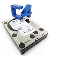 Dell 7T0DW 07T0DW ST9600204SS 600GB 10000RPM SAS 6.0Gbps 16MB Cache 2.5 Inch Internal Hard Drive With R Series Tray