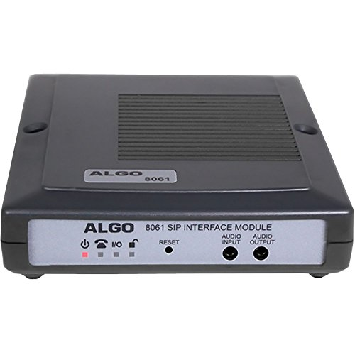 Algo 8061 IP Relay Door Controller and SIP Interface Module - Voip Door Intercom