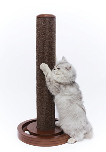 Merry-Pet-Merry-Pet-Cat-Scratching-Post-with-Round-Ball-Toy-Base-by-Merry-Pet