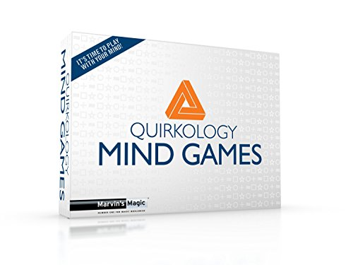 Marvin's Magic Quirkology - Mind Games ()