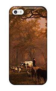 For Iphone Case, High Quality American West For Iphone 5/5s Cover Cases