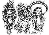Zuniga Tattoo Flash Set