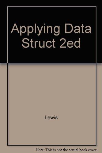 Applying Data Struct 2ed