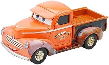 1 55 Scale Kids New Disney Pixar Cars 3 Smokey Die Cast Car Model