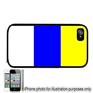 Canary Islands Flag Apple iPhone 5s Case Cover Black