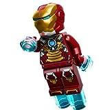 LEGO Super Heroes Iron Man Minifigure with Heart Breaker Armor, Baby & Kids Zone
