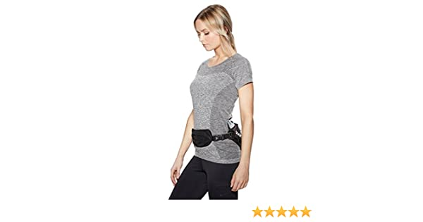 9e83e1733d Amazon.com  Inov8 All Terrain Pro 1 Running Waist Pack - SS17 - One -  Black  Home   Kitchen
