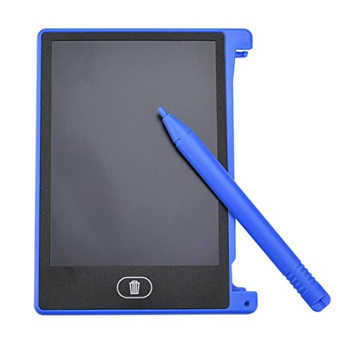 Hometom LCD Writing Tablet, 4.4 inch Pro Graphic Writing Dra