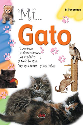 Gato (Spanish Edition) by [Tenerezza, Bruno]