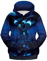 amazon com anime hoodies men clothing shoes jewelry