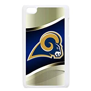 Ipod touch 4 of the New idea to design the NFL st.Louis RAMS beautiful and durable hard case cover