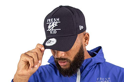 484df9b2182 Image Unavailable. Image not available for. Colour  Fresh Ego Kid Mens  Trucker 438 Cap in Navy