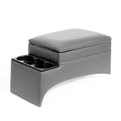 Console - Bench Seat Contractors - Gray - Measures 19.25L x 11W x 11H