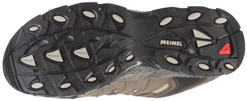 Meindl Respond Gtx, Men's Low Rise Hiking Shoes Beige (Schilf/ Rot 06)