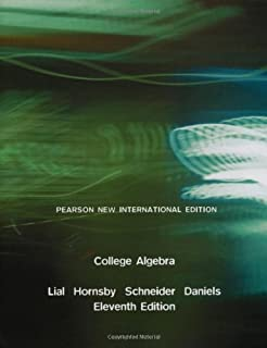College algebra ron larson 9781439048696 amazon books customers who viewed this item also viewed fandeluxe Images