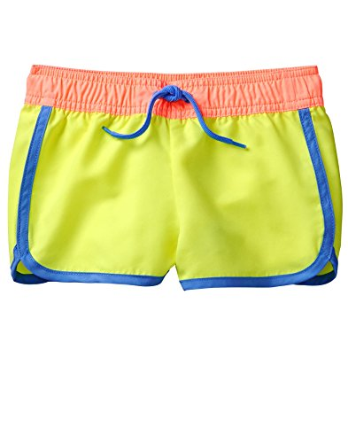 s' Colorblock Boardshort, Electric Yellow, XL ()