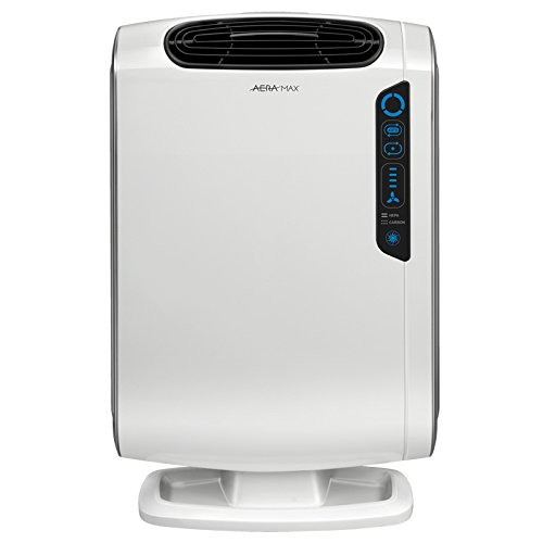 Air Purifier with True Hepa Filter, Air Cleaner Odor Allergies Eliminator for Smokers, Smoke