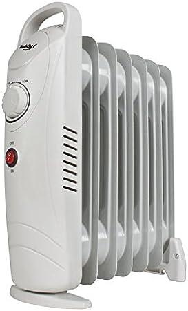 Habitex Radiador Aceite Mini 7 Elementos Modelo E352: Amazon.es: Hogar