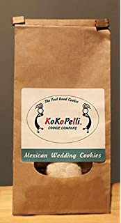 Mexican Wedding Cookies 7oz (Pack of 2)
