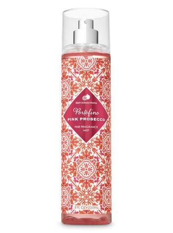 Bath and Body Works Portofino Pink Prosecco Signature Collection Fine Fragrance - Bath Portofino