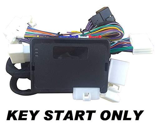 Start-X Remote Starter for Toyota Tundra 2018-2019 || Plug N Play || 3 X Lock to Remote Start