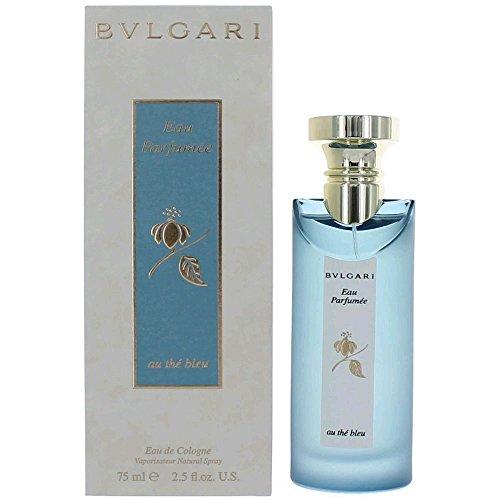 Bvlgari Eau Parfumee Au The Bleu Perfume By Bvlgari Edc Spray Unisex 2.5 Oz Women