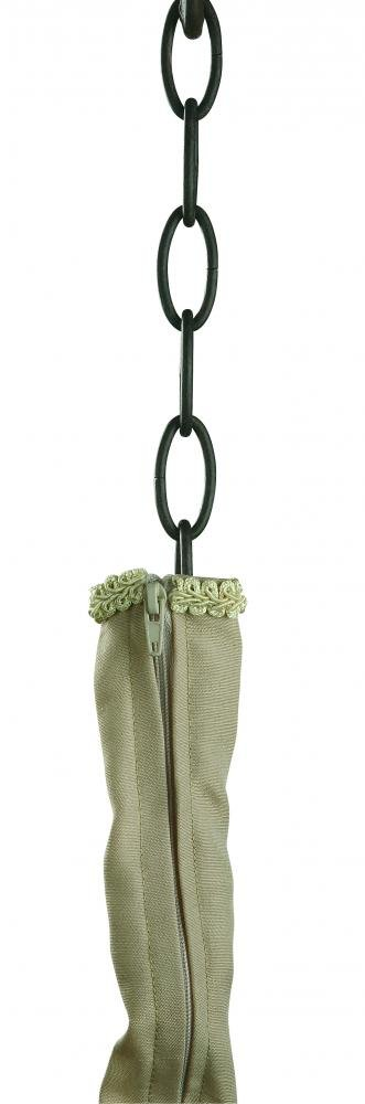 Craftmade CC26 Zipper Cord Cover, 6'