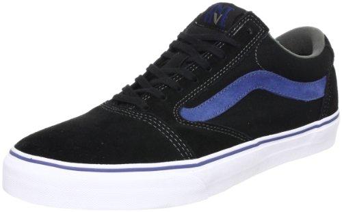 Skateschuhe Vans Tn5 black/indigo