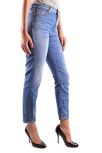 Coton Meltin'pot Jeans MCBI340095O Femme Bleu n0qFrTxA0