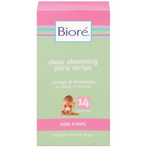 Biore pores parfaits profondes Bandes pores nettoiement, 14 bandes de nez