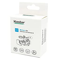 Kastar Battery (3-Pack) for Sony NP-F975, NP-F970, NP-F960, NP-F950 work with Sony DCR-VX2100, DSR-PD150, DSR-PD170, FDR-AX1, HDR-AX2000, HDR-FX1, HDR-FX7, HDR-FX1000, HVL-LBPB, HVR-HD1000U, HVR-V1U, HVR-Z1P, HVR-Z1U, HVR-Z5U, HVR-Z7U, HXR-MC2000U, MVC-FD