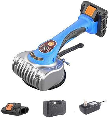 16.8Vタイル吸引カップ自動床バイブレーターレベリングは6000mAh電池無し壁タイルと床タイルに適し、オートレベリングツールをハンドヘルド (色 : 1 battery)